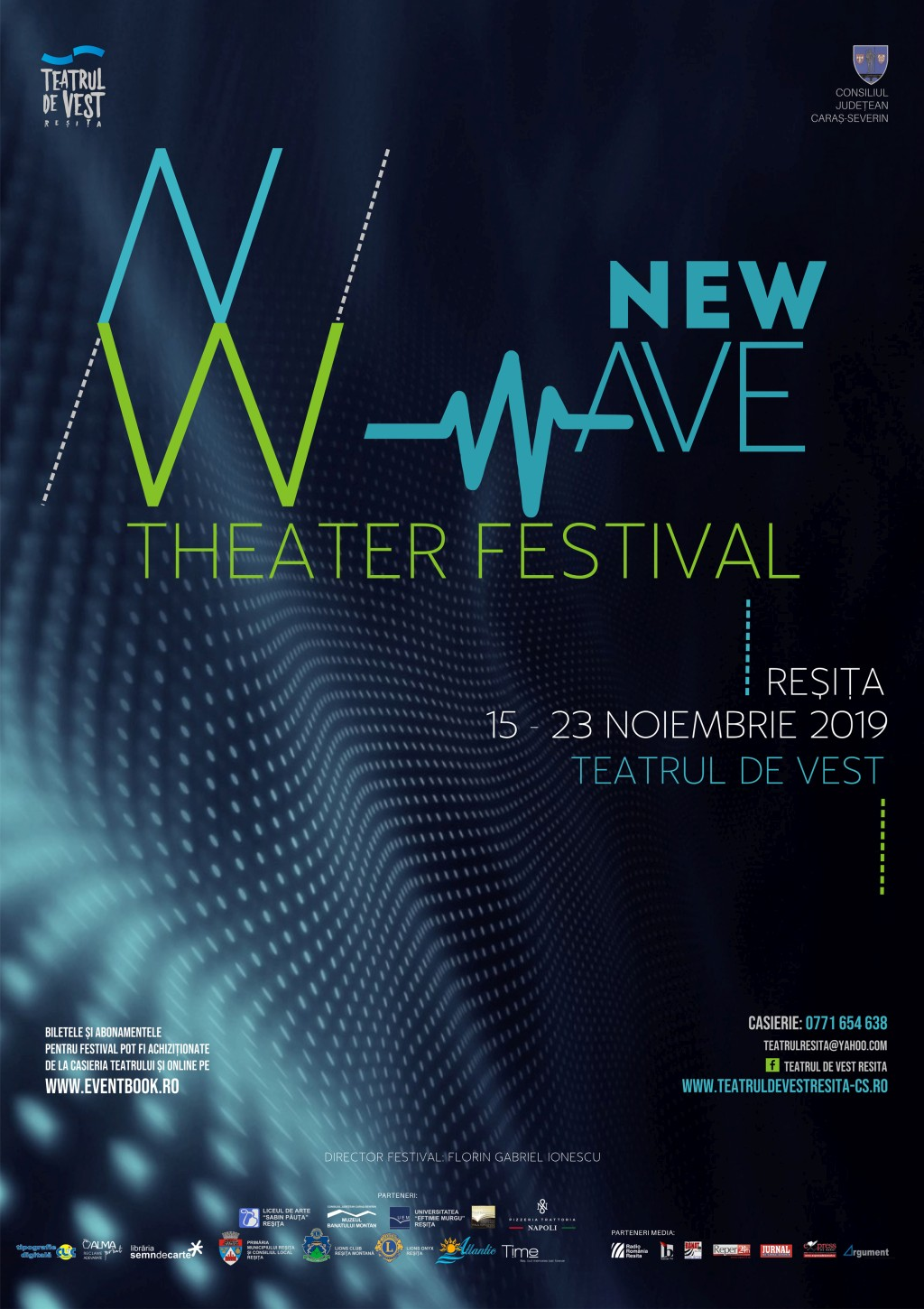"Vernisaj Festival de teatru ""New Wave Theater Festival"", ediția I"